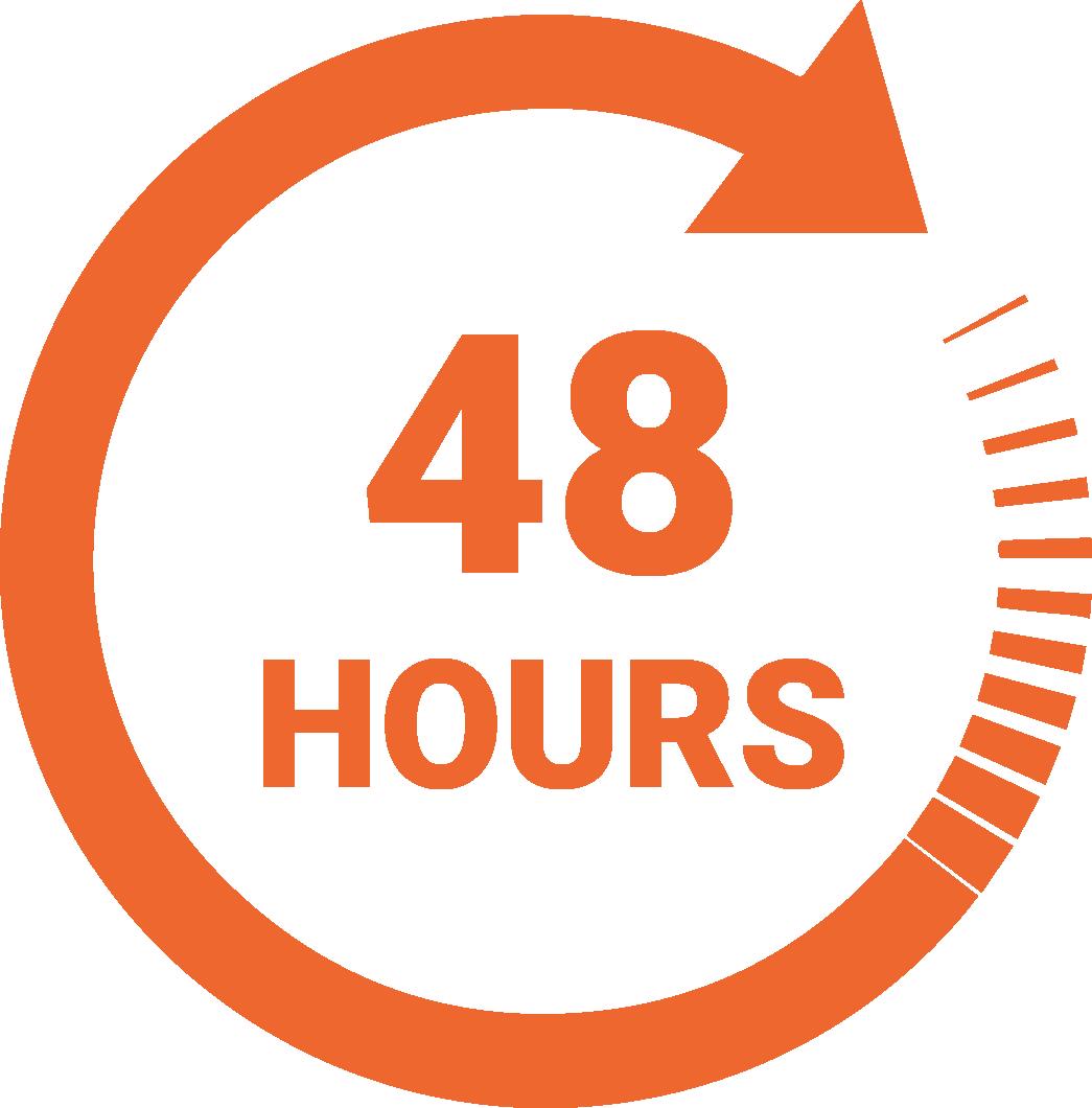Speedlabel 48 hours