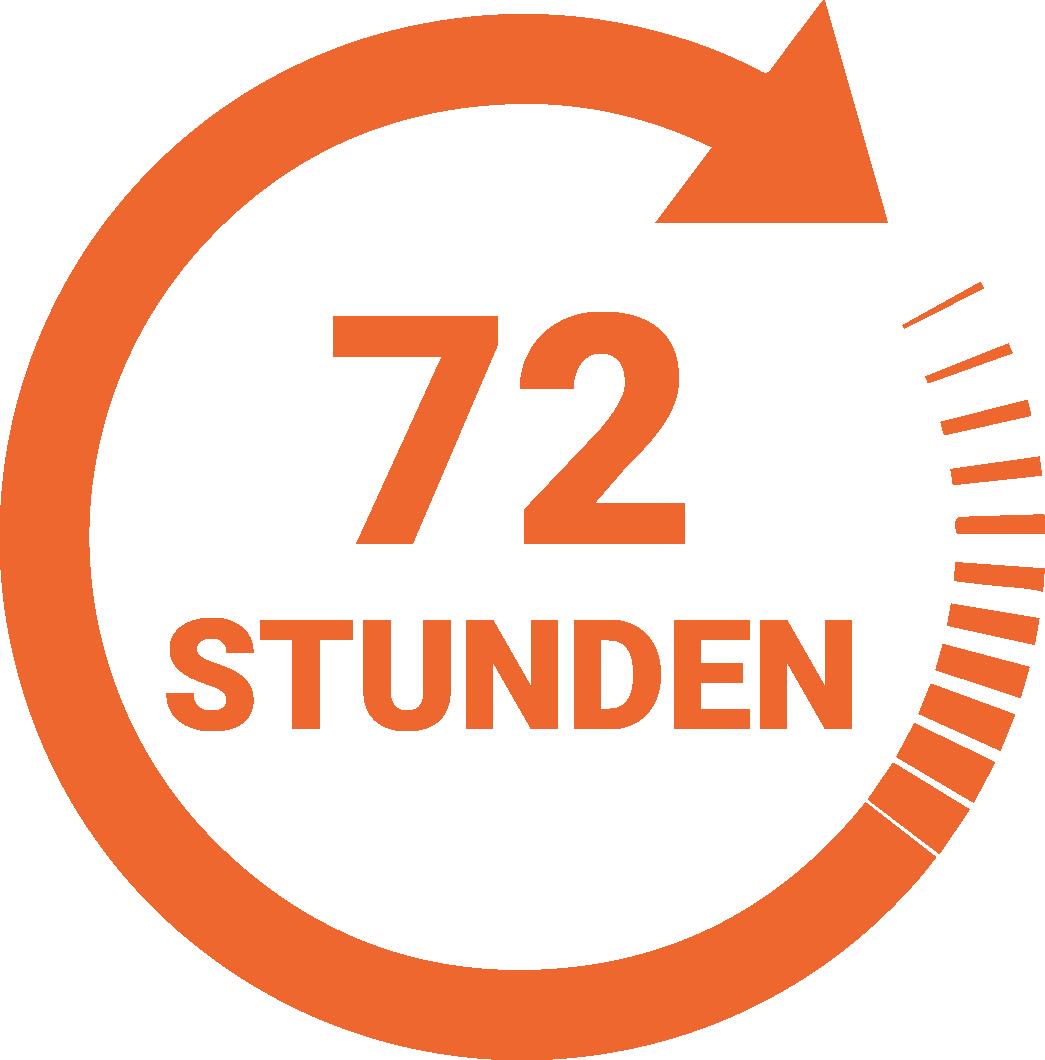 Speedlabel 72 stunden Innovastore International