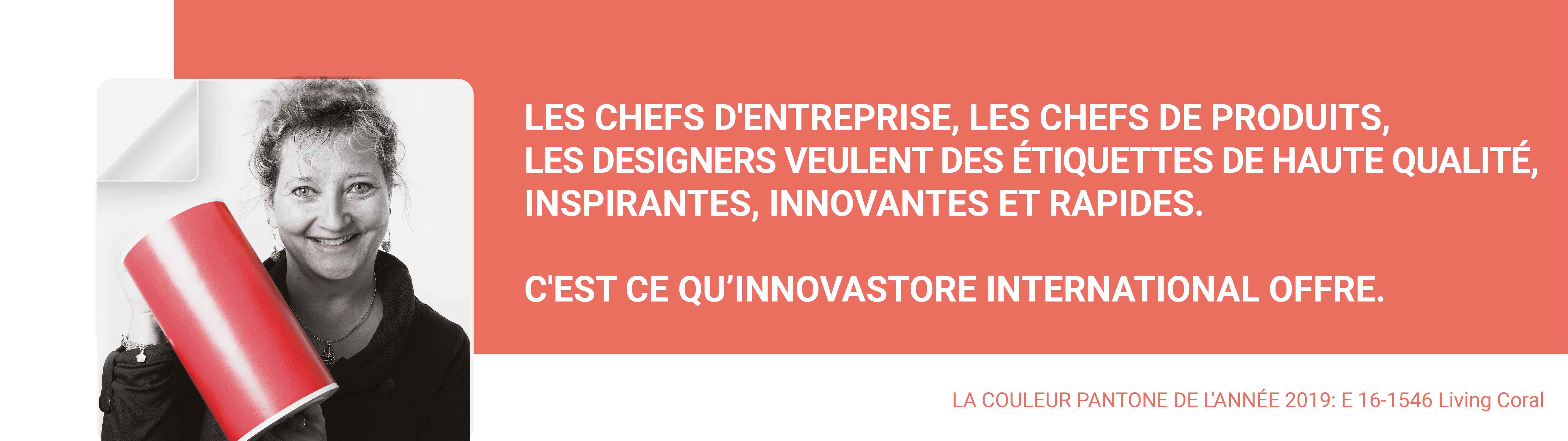 imprimeur d'étiquettes Innovastore France