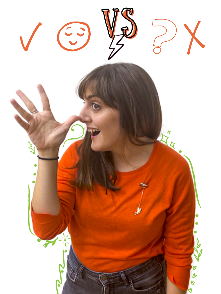 Alice, Customer Consultant Smile Maker of Innovaland