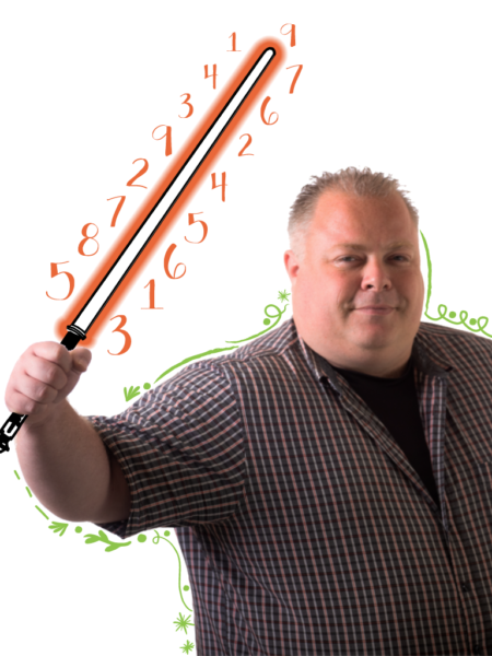 Davy, Accountant Jedi of Numbers