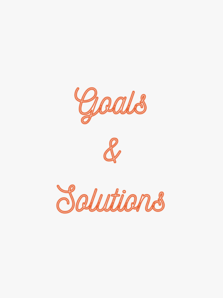 Ideas and solutions