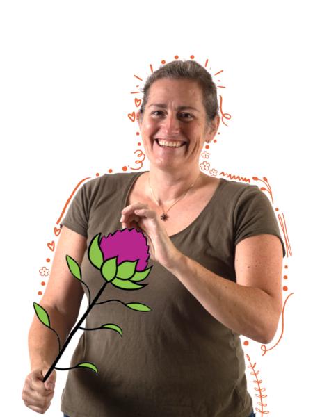 Rose, Operator Our Australian Flower