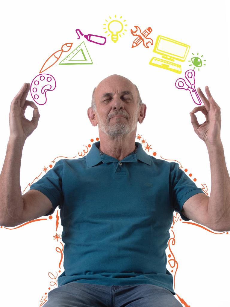 Wilfried, Graphic Designer Prepress Guru
