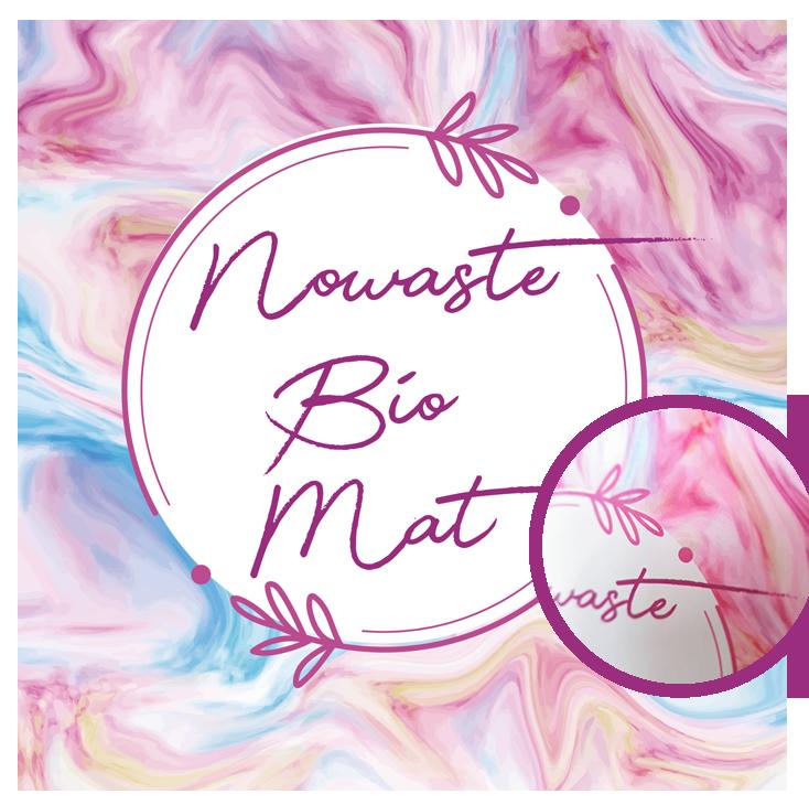 Bio mat label