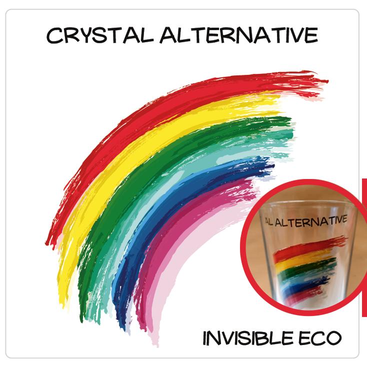 Crystal Alternative green label